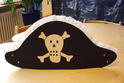 Piratenhut