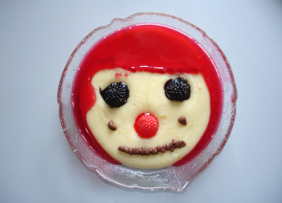 Clown-Pudding
